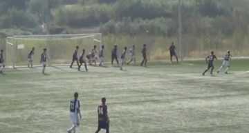 VIDEO: El Levante fue muy superior a un Castellón en apuros en Liga Autonómica Cadete (5-0)