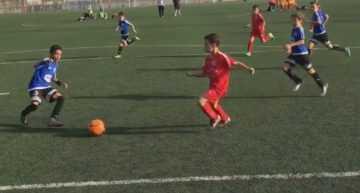 VIDEO: El Caxton College fue superior al CDB Massanassa en Superliga Benjamín Segundo Año (0-4)