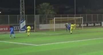 VIDEO: Villarreal y Roda empataron a todo en su duelo de Liga Autonómica Cadete (2-2)