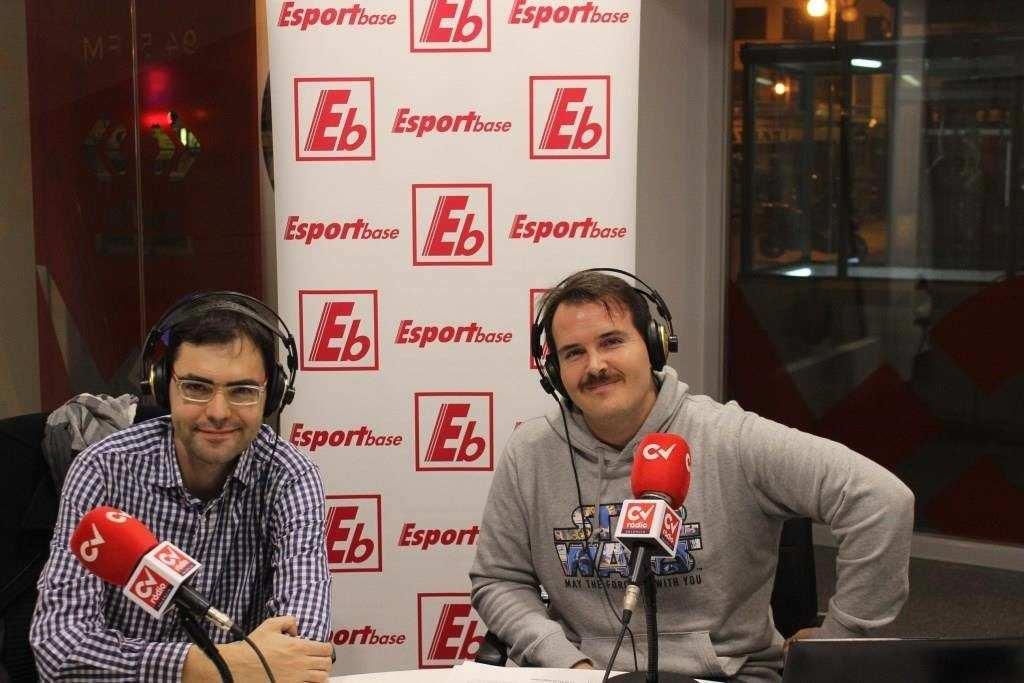 José Ricardo March y Paco Polit | FOTO: Ángel Ferrer
