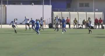VIDEO: Triunfo solvente del CFF Marítim ante el Valencia Femenino 'B' (2-0)