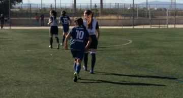El Valencia sigue en la pelea por el liderato en el Grupo II de Primera Regional Femenina