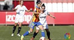 El Valencia se impuso al Sevilla por 1-3 con una estelar Szymanowski