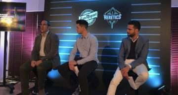 Bombazo de San Miguel: sorprendente nuevo patrocinador de Team Heretics