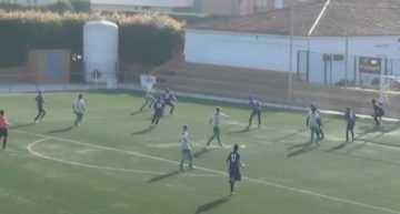VIDEO: Victoria sufrida del Alzira ante el Intangco en Liga Autonómica Cadete (2-1)
