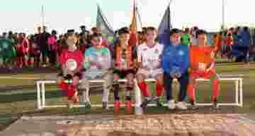 Horarios y grupos confirmados para la Jornada 5 de la VIII Copa Federación Alevín