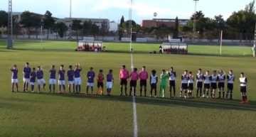 VIDEO: El Valencia fue contundente en casa ante el Castellón en Liga Autonómica Infantil (3-0)