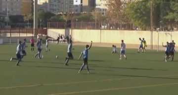 VIDEO: Reparto de puntos entre Kelme CF y Hércules en División de Honor Juvenil (1-1)