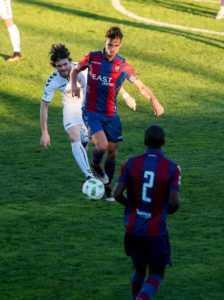 Javier Ribelles Capitán del Atlético Levante UD | FOTO: Levante UD