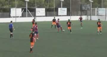 VIDEO: Fundación VCF asaltó la cancha del San Marcelino en Liga Autonómica Cadete (0-3)