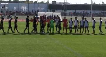 VIDEO: El Valencia CF de Emerson Esteve va como un tiro en Liga Autonómica Cadete (9-1)
