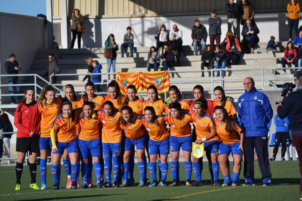 La Seleccción valenciana sub-16 se impone por 3-1 a Aragón en el primer partido del campeonato de España