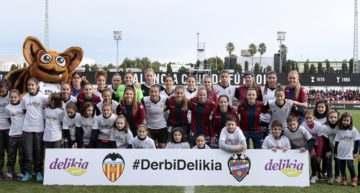El Levante fue superior al Valencia y se llevó el derbi en su visita al Puchades (2-3)
