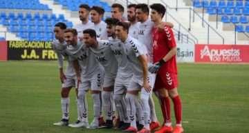 El Olímpic no tuvo opción ante un todopoderoso Murcia y cae eliminado de la Copa RFEF