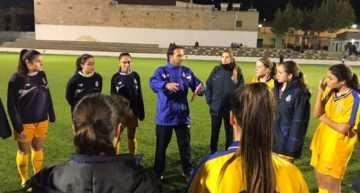 Última convocatoria de la Selección FFCV Femenina Sub-16 y Sub-18 antes de los Campeonatos de España