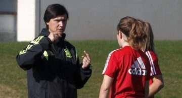 Eva Navarro y Enith Salon estarán con la Selección Española Sub-17