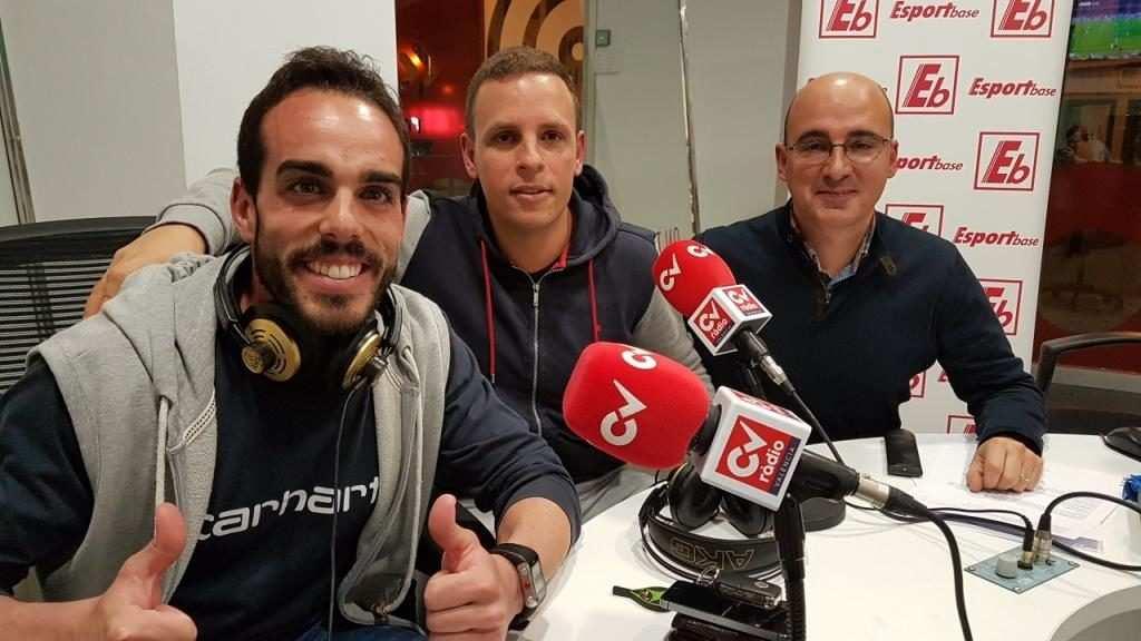 Jose Leal, Jose Gil y Paco Navarro | Foto: Ángel Ferrer