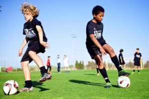 Met Soccer Academy