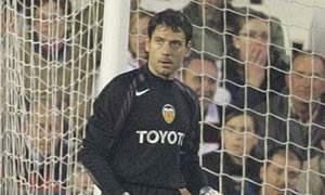 Palop con el Valencia CF