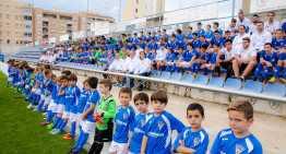 El Burriana Fútbol Base, crece a pasos agigantados